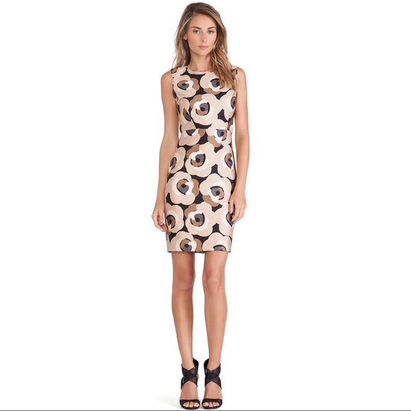 kate spade Dresses & Skirts - KATE SPADE Della Deca Rose Floral Sheath Dress